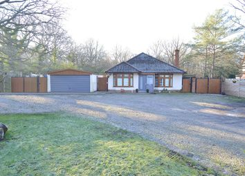 Thumbnail 2 bed detached bungalow for sale in Radfall Road, Chestfield, Whitstable