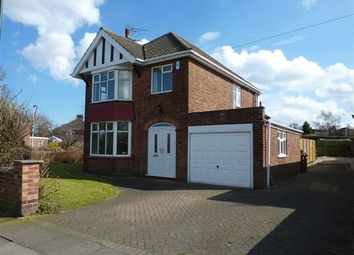 Thumbnail 3 bed detached house for sale in Heron Close, Grimsby