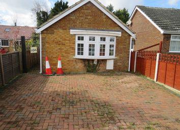 Thumbnail 1 bedroom detached bungalow for sale in Dunstable Road, Houghton Regis, Dunstable