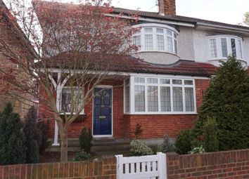Thumbnail 3 bed semi-detached house to rent in The View, London