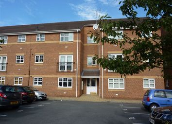 Thumbnail 2 bed flat to rent in Black Eagle Court, Burton-On-Trent