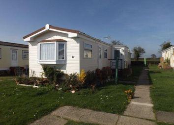 Thumbnail 1 bedroom mobile/park home for sale in St. Osyth Road, Little Clacton, Clacton-On-Sea