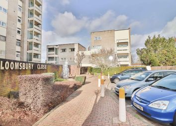 Thumbnail 2 bedroom flat for sale in Bloomsbury Close, London