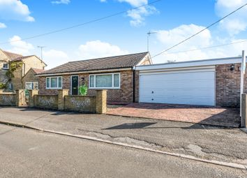 Thumbnail Detached bungalow for sale in Newtown Road, Raunds, Wellingborough