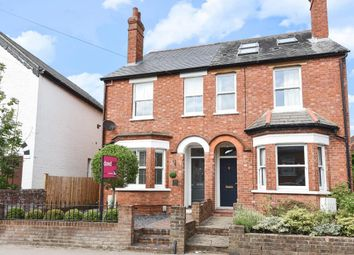 Thumbnail 3 bed semi-detached house for sale in Langborough Road, Wokingham
