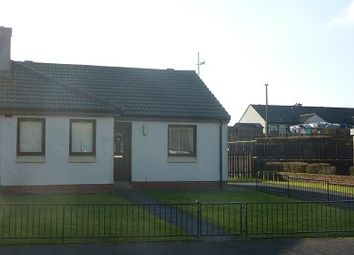 Thumbnail 2 bed semi-detached bungalow for sale in Guffock Road, Kelloholm, By Sanquhar, Dumfriesshire