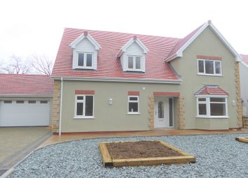 Thumbnail 4 bedroom detached house for sale in Greenfields, Heol-Y-Cyw, Bridgend