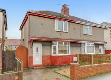 2 bed semi-detached house for sale in Fourth Avenue, Flint CH6