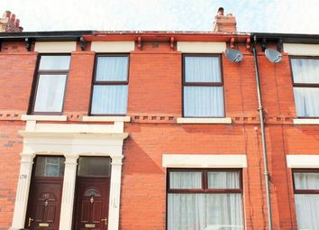 Thumbnail 3 bedroom terraced house to rent in Roebuck Street, Ashton-On-Ribble, Preston, Lancashire