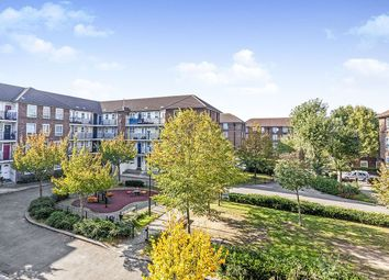 Thumbnail 2 bed flat for sale in Barville Close, London