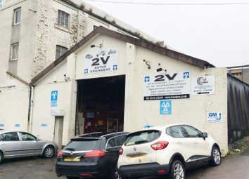 Thumbnail Parking/garage for sale in G M Bodyshop, Greenock