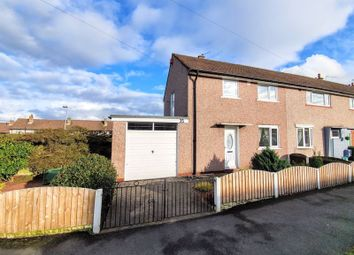 Thumbnail 2 bed end terrace house for sale in Whinsmoor Drive, Carlisle
