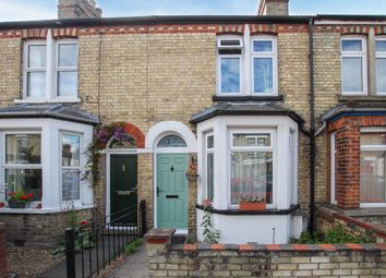 Thumbnail 3 bedroom terraced house for sale in Cowper Road, Cambridge