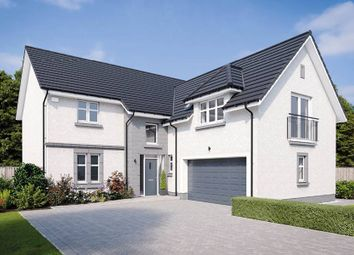 "Thumbnail 5 bed detached house for sale in ""The Melville"" at Balhalgardy Rise, Inverurie"