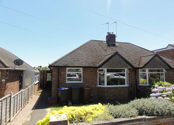 Thumbnail 2 bed semi-detached bungalow to rent in Ryland Road, Northampton