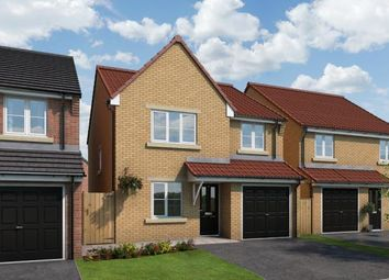 "Thumbnail 4 bed property for sale in ""The Salisbury At The Pastures, Sherburn Hill"" at Front Street, Sherburn Hill, Durham"