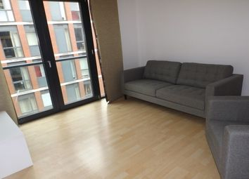 Thumbnail 2 bed flat to rent in Southside, Birmingham