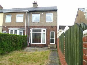 Thumbnail 2 bed end terrace house for sale in Greenside, Ashington, Northumberland