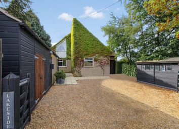 Thumbnail 4 bed detached house to rent in Overcote Road, Over, Cambridge