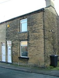 Thumbnail 1 bed terraced house to rent in Croft Street, Idle, Bradford.