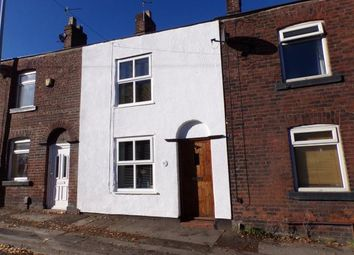 Thumbnail 2 bed terraced house for sale in Upper Hibbert Lane, Marple, Stockport, Cheshire