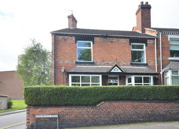 Thumbnail 3 bed end terrace house for sale in Baskerville Road, Hanley, Stoke-On-Trent