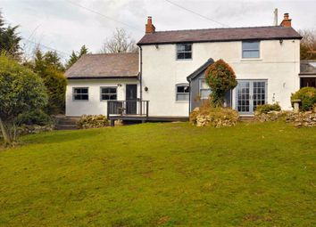 Thumbnail 2 bed cottage for sale in Cefn Road, Cilcain, Flintshire