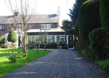 Thumbnail 3 bed cottage for sale in Moor Lane, Woodford, Stockport