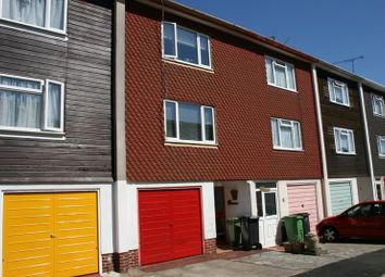 Thumbnail 3 bedroom terraced house to rent in Leigham Court, Dawlish, Devon