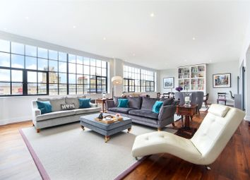 Thumbnail 2 bed flat for sale in Chimney Court, 23 Brewhouse Lane, London
