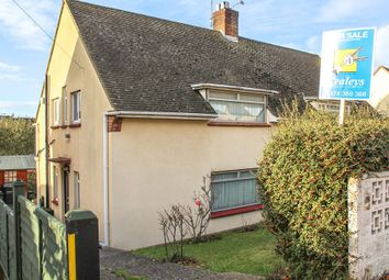 Thumbnail 3 bed semi-detached house for sale in St. Columbas Close, Gravesend