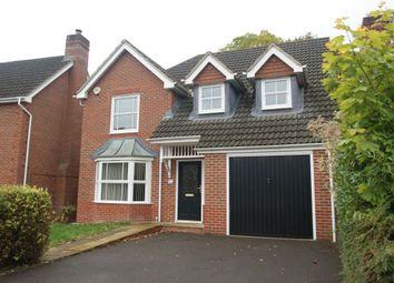 Thumbnail 4 bed detached house to rent in Denning Mead, Andover