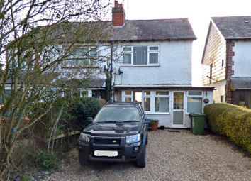 Thumbnail 3 bed semi-detached house to rent in Evesham Road, Astwood Bank, Worcestershire
