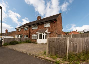Thumbnail 3 bed semi-detached house for sale in Rushmead Grove, Rednal, Birmingham
