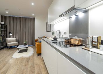 Thumbnail 3 bed flat for sale in Knights Road, Silvertown