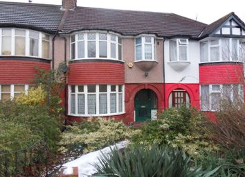 Thumbnail Terraced house to rent in Colin Crescent, Colindale