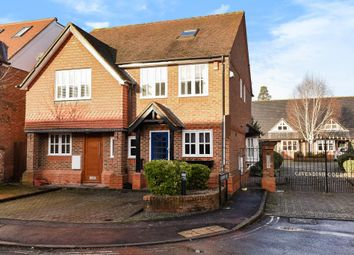 Thumbnail 3 bedroom semi-detached house for sale in Hobson Road, Summertown, North Oxford, Oxon