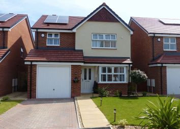 Thumbnail 3 bed detached house for sale in 24 Chapel Way, Coppull