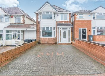 Thumbnail 3 bed detached house for sale in Jiggins Lane, Bartley Green, Birmingham