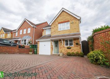 Thumbnail 4 bed detached house for sale in Bloomfield Road, Cheshunt, Waltham Cross