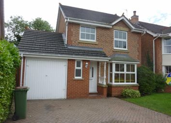 Thumbnail 3 bedroom detached house to rent in Bostock Close, Elmesthorpe, Leicester