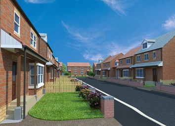 Thumbnail 4 bed detached house for sale in Alexandra Street, Thorne, Doncaster