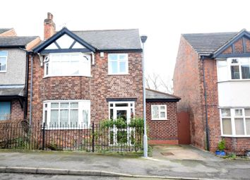 Thumbnail 3 bedroom detached house for sale in Wadham Road, Woodthorpe, Nottingham