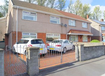 Thumbnail 4 bed semi-detached house for sale in 9 Heol Crwys, Cwmavon, Port Talbot, West Glamorgan
