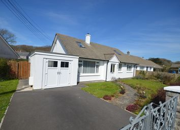 Thumbnail 4 bed bungalow for sale in Warwick Avenue, Illogan