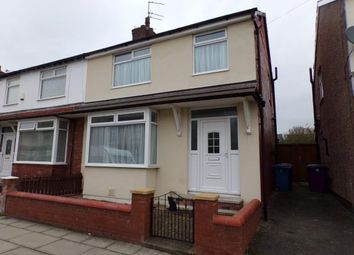 Thumbnail 3 bed semi-detached house for sale in Lynwood Road, Walton, Liverpool, Merseyside