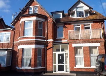 Thumbnail 1 bed flat to rent in Cecil Road, Boscombe, Bournemouth, Dorset