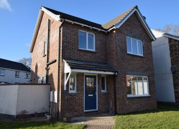 Thumbnail 3 bed detached house for sale in Goldfinch Close, Launceston
