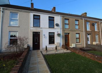 Thumbnail 3 bed terraced house for sale in Hendre Road, Llangennech, Llanelli