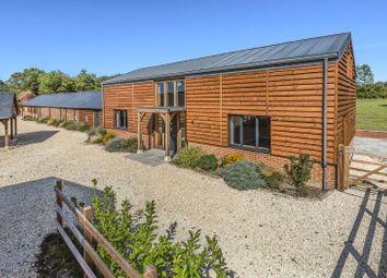 Thumbnail 4 bed property for sale in The Long Barn, Kings Somborne, Stockbridge, Hampshire